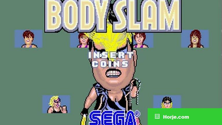 Body Slam Windows Mame Game Download