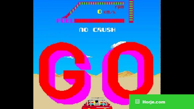 Buggy Challenge (Tecfri) Windows Mame Game Download