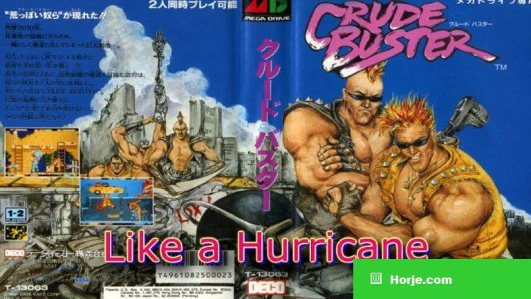 Crude Busters Windows Mame Game Download