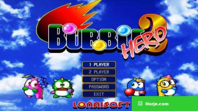 Bubble Bobble 2 Windows Mame Game Download
