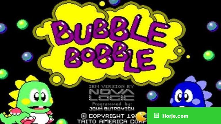 Bubble Bobble Windows Mame Game Download