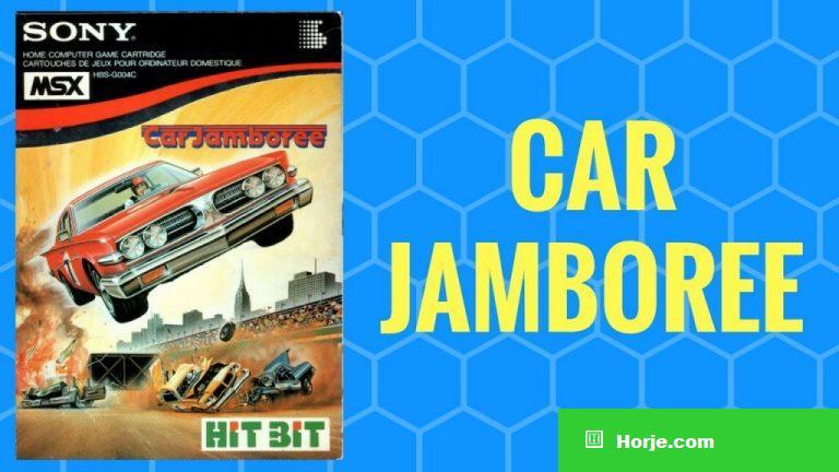 Car Jamboree Windows Mame Game Download