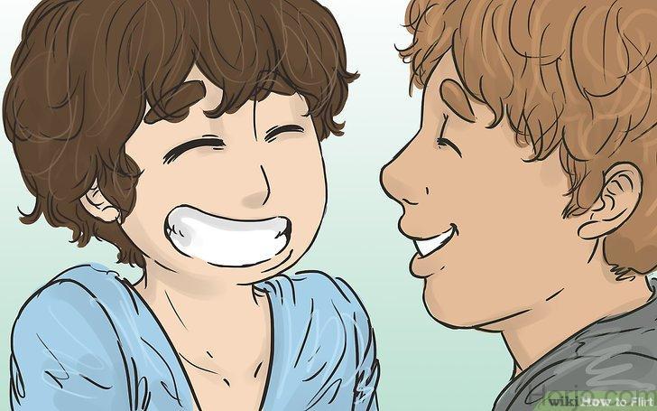 Image titled Flirt Step 12