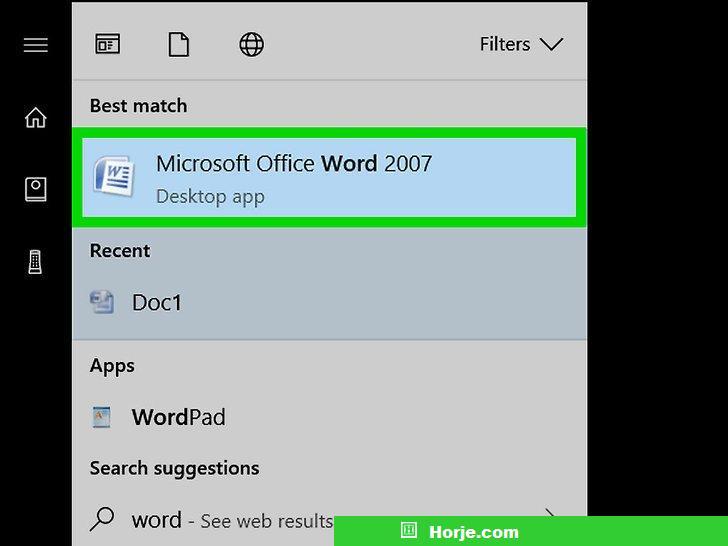 Image titled Make Brochures on Microsoft Word Step 1