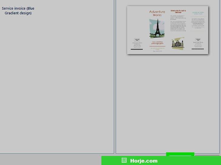 Image titled Make Brochures on Microsoft Word Step 4