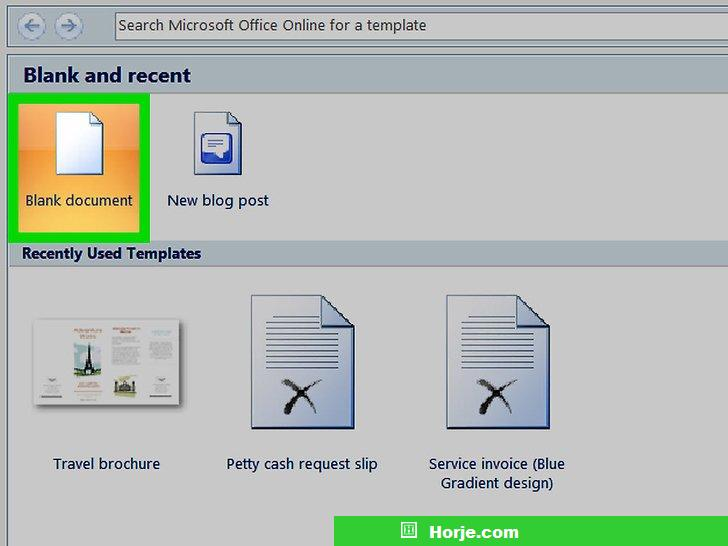 Image titled Make Brochures on Microsoft Word Step 8