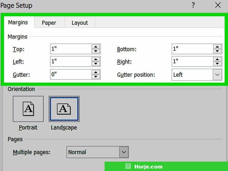 Image titled Make Brochures on Microsoft Word Step 12