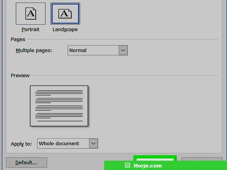Image titled Make Brochures on Microsoft Word Step 14