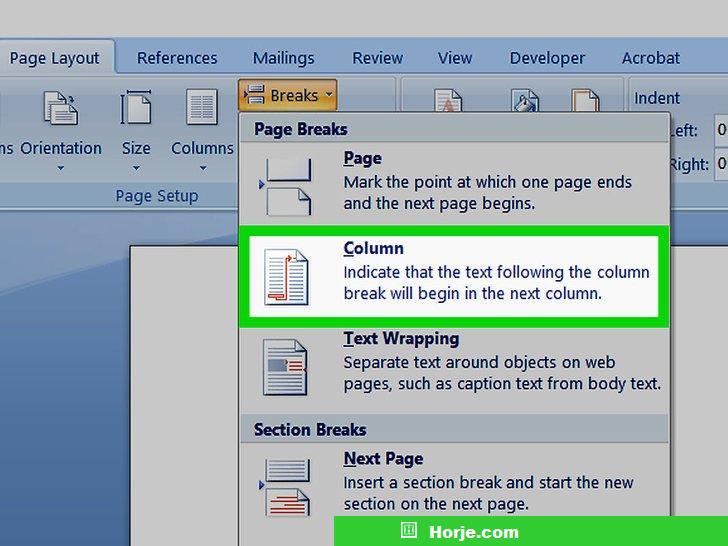 Image titled Make Brochures on Microsoft Word Step 16
