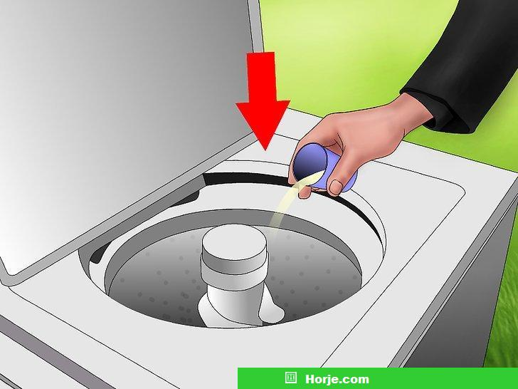 Image titled Get Rid of Lint when Washing Clothes Step 1