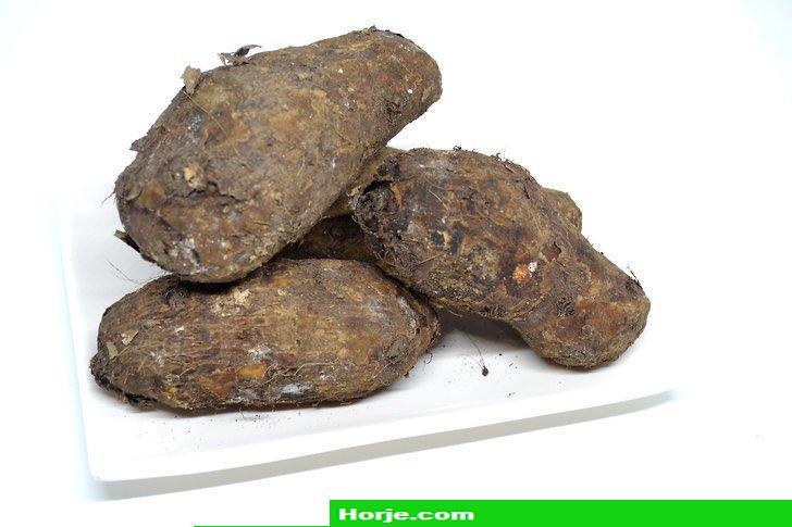 How to Cook Taro Root