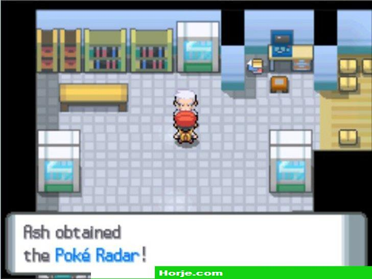 How to Use the Poke Radar