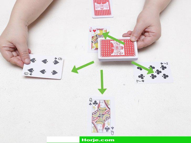 Image titled Play Kings Corners Step 2