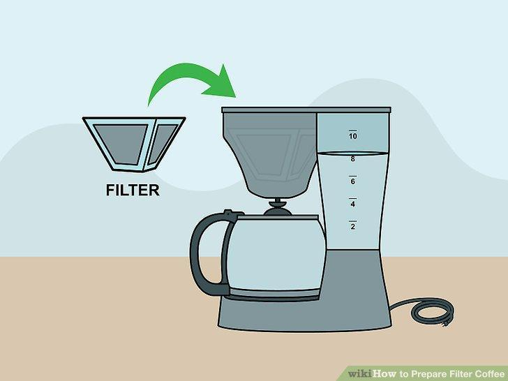 Image titled Prepare Filter Coffee Step 2