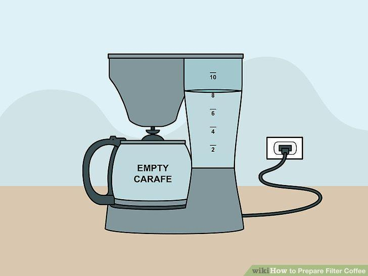 Image titled Prepare Filter Coffee Step 4