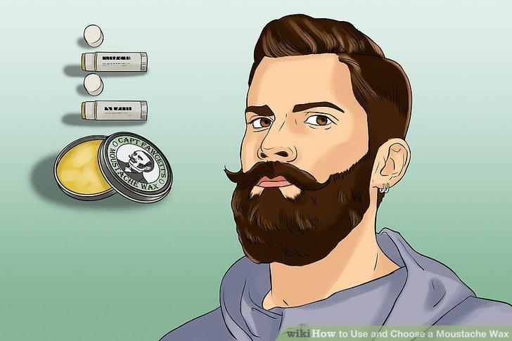How to Use and Choose a Moustache Wax