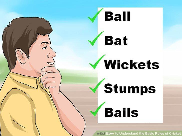 How to Understand the Basic Rules of Cricket