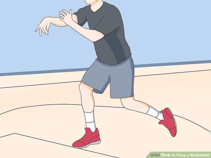 Image titled Pass a Basketball Step 3