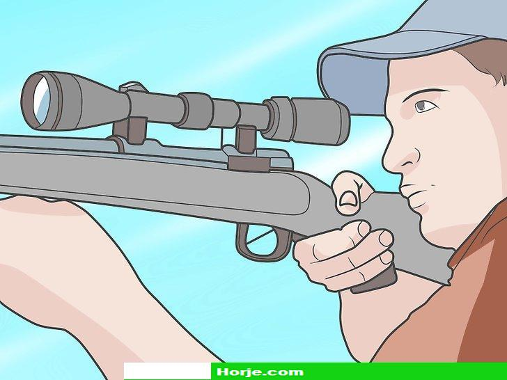 How to Use Adjustable Objective Rifle Scopes