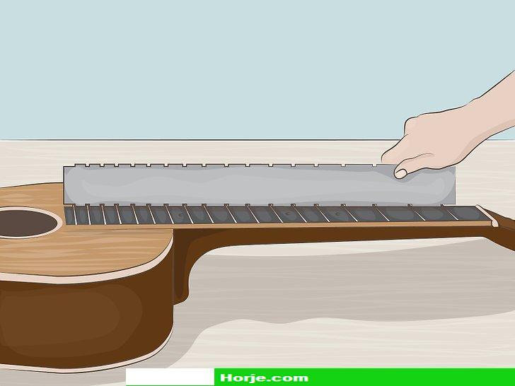 How to Dress Frets