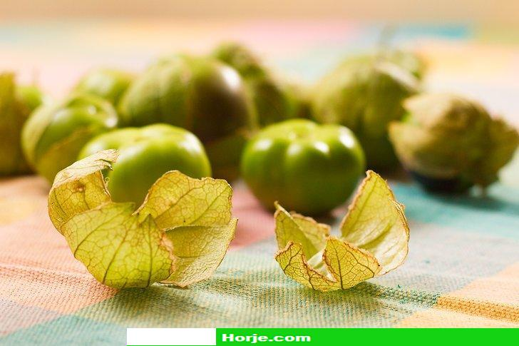 How to Freeze Tomatillos