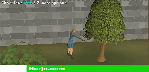 How to Make a Bow in RuneScape