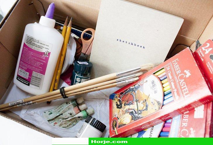 How to Make an Art Kit