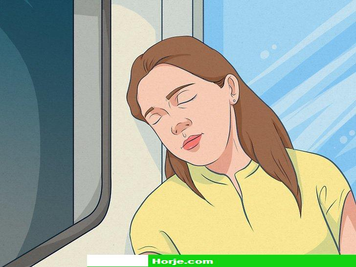 Image titled Sleep on Public Transport While Traveling Step 2