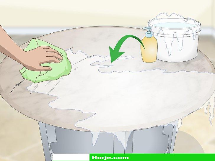 How to Get Scratches Out of Marble