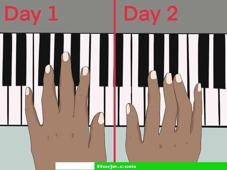 How to Memorize a Piano Piece