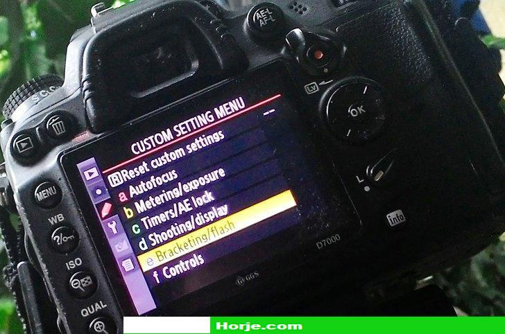 Image titled Bracket Photos With a Nikon D70 Step 5