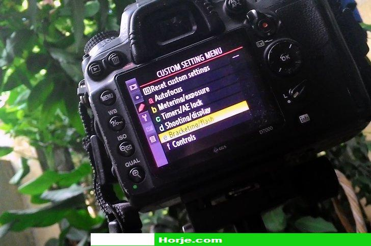Image titled Bracket Photos With a Nikon D70 Step 10