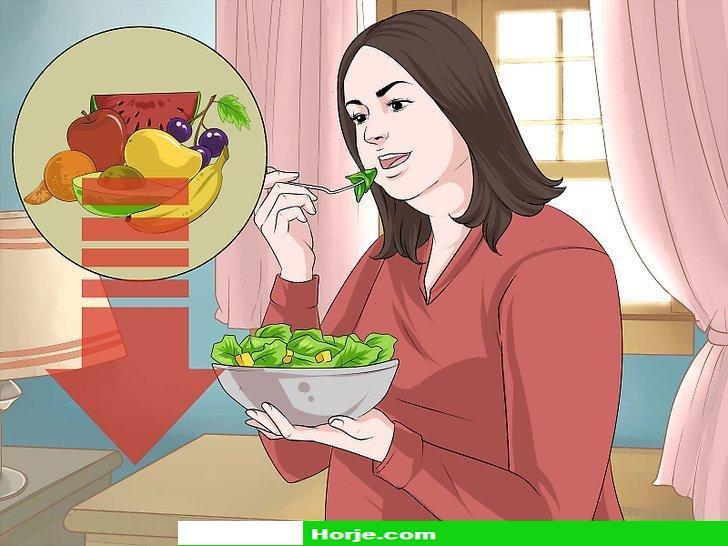 How to Eat Less Fiber