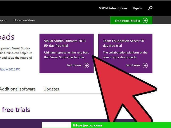 Image titled Install and Setup Visual Studio Express 2013 Step 3