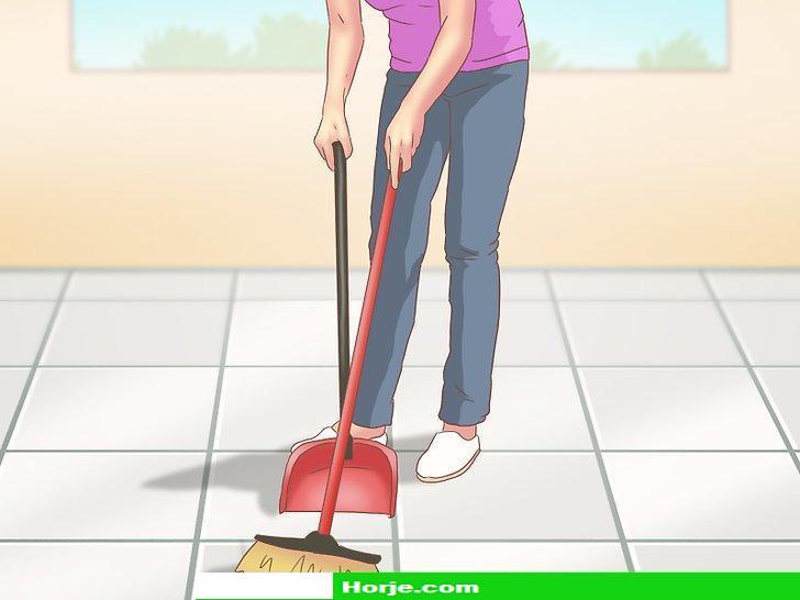 How to Clean Ceramic Floor Tile