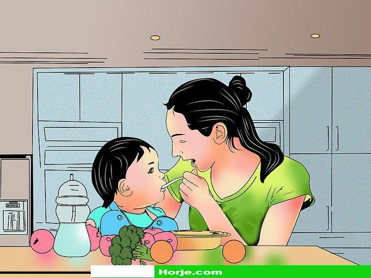 How to Encourage Your Baby to Eat Vegetables