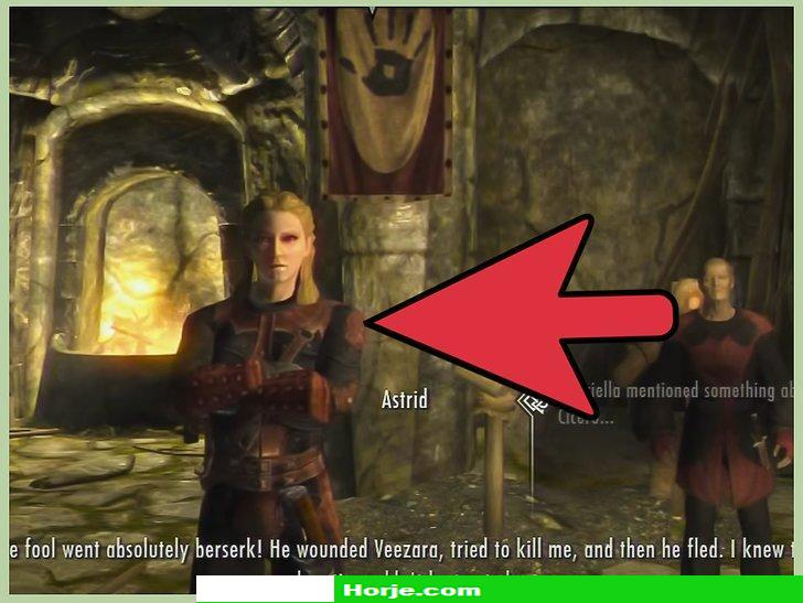 Image titled Locate Arnbjorn in Skyrim Step 1