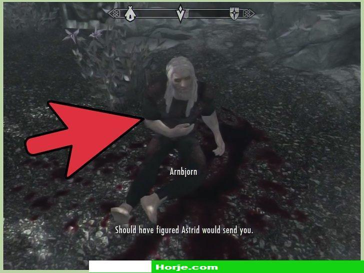 Image titled Locate Arnbjorn in Skyrim Step 4