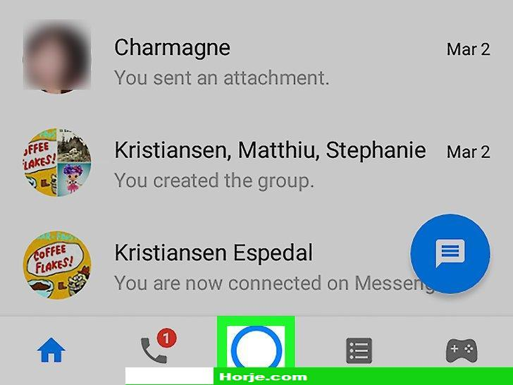 Image titled Use Masks in Facebook Messenger on Android Step 2