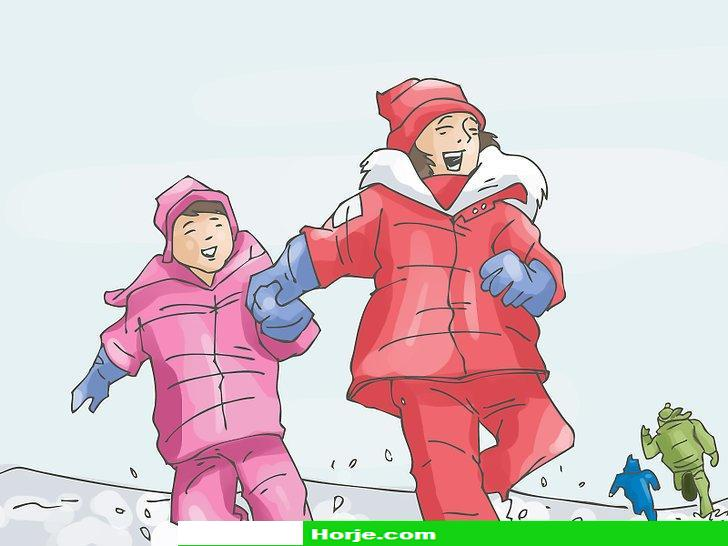 Image titled Play Big Bear's Den (Ukrainian Snow Game) Step 6