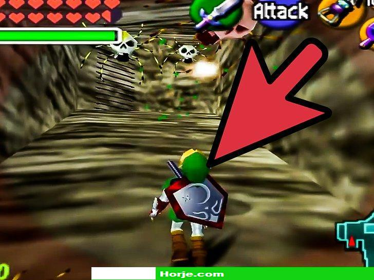 How to Get the Giant's Knife in The Legend of Zelda: Ocarina of Time