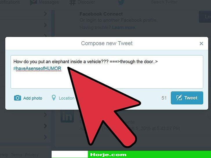 How to Compose Interesting Tweets on Twitter