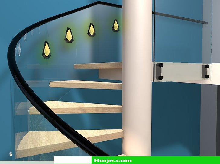 How to Use Accent Lighting in a Stairwell