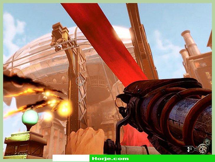 How to Beat the Airship in Bioshock Infinite