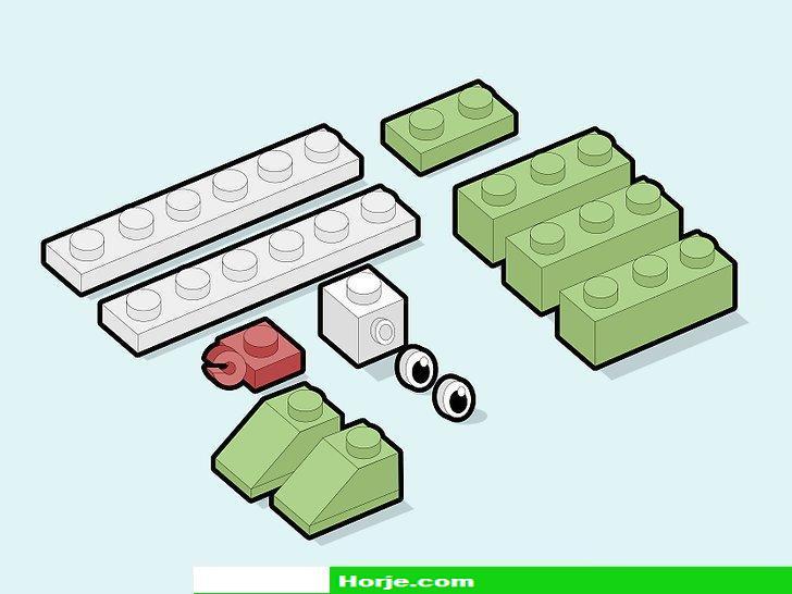 How to Build Legos