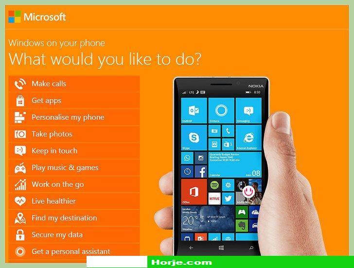 How to Reset the Nokia Lumia Smartphone