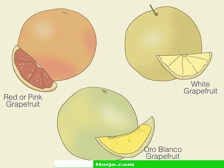 How to Pick Grapefruit
